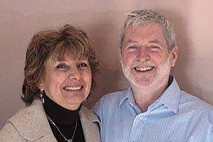 Ronald and Gloria Wiederhold