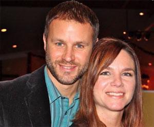 John & Aimee Woodhouse