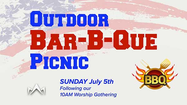 4th of July BBQ Celebration